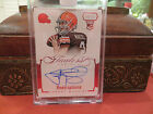 Panini Flawless Ruby Rookie Autograph Browns Auto Johnny Manziel 10 15 2014