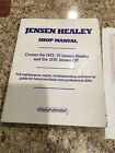 JENSEN HEALEY 2.0 CONVERTIBLE (1972-75) & GT COUPE (1976) OWNERS WORKSHOP MANUAL