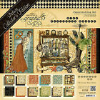 Graphic45 OLDE CURIOSITY SHOPPE DELUXE COLLECTORS EDITION scrapbooking