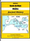 BiblioPlans Hands On Maps for Middles Ancient History Grades 2 8