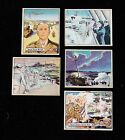 LOT SET 1941 Antique Vintage Gum Cards Uncle Sam Military Home Defense (B6)