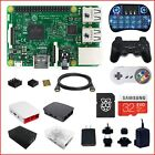 Raspberry Pi 3 Model B Build It Yourself BIY Kit Black