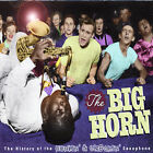 VARIOUS ARTISTS, Big Horn: History of Honkin Saxophone, Excellent Import, Box se