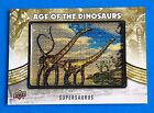 2015 Upper Deck Dinosaurs Trading Cards 3