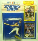 1990  MARK GRACE - Starting Lineup - SLU -Sports Figure - CHICAGO CUBS