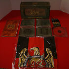 Slayer Soundtrack to the Apocalypse Limited Edition 4 CD 1 DVD Box Set Rare! OOP