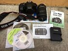 Canon EOS Digital Rebel XSi Canon EF S 55 250mm Lens Relisted