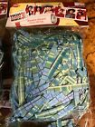 NEW 4 packages of Disney High School 3 Shredded Paper or Easter Grass Blue Plaid