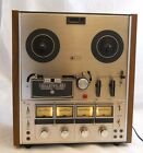 Akai 202D SS Reel To Reel Tape Recorder 4 Channel Quadraphonic Stereo w Cover