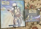 NEW SEALED BOX & BINDER Star Wars Attack of the Clones Widevision Movie Cards