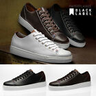 PaperPlanes BlackLabel Mens Casual Shoes Handmade Lace Up Leather Sneakers 2004