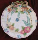 Fitz and Floyd  Woodland Spring Canape Plate