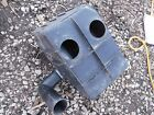 1982 SKIDOO 5500 MX DUAL CARB AIR BOX no carb rubbers