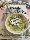 Fresh And Easy weight watchers cookbook Smart point system 115 RECIPES