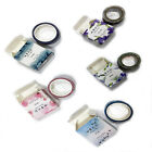 DIY Japanese Paper Washi Tapes Colored Masking Tapes Decorative Adhesive
