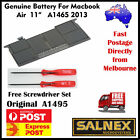 """Genuine Battery A1495 for Apple MacBook Air 11"""" A1465 2012,2013,2014,2015 Model"""