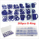 Purple 265Pc Trim A C System O Ring Seals Oring Air Conditioning Seal Repair Kit