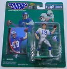 Starting Lineup Football 1998 Scott Mitchell Detroit Lions