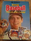 Donruss 1988 Baseball Cards 36 Count 15 Cards 3 Puzzle Pieces Pack Brand New Box