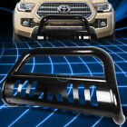 BLACK SS Front Bumper Bull Bar Grille Guard for 2016-2017 Toyota Tacoma Pickup