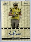2016 Leaf Metal US Army All-American Bowl Football Cards 11