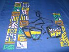 REGGAE SURF SKATE VINTAGE 1984 TEE SHIRT MEDIUM SO CAL JAMAICA SKA REGGAE