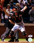 Buster Posey Autographed Signed 8x10 Photo San Francisco Giants PSA DNA #AA38449