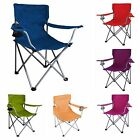Folding Outdoor Portable Chair Seat Stool Camping Fishing Picnic Beach Lawn