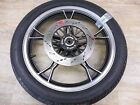 1982 Suzuki GS450L GS450 S726' front wheel rim 19in #2