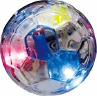 Cat Play Ball LED Motion Activated Teaser Toy Pet Kitten Amusement Exercise