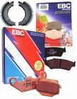 EBC Drum Brake Shoe RR For Honda XL250 XR250/R NX250 XL350R