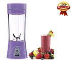Juice Blender Portable Machine Mixer Rechargeable Fruit Juicer Sports Fresh NEW