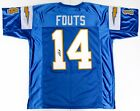Dan Fouts Cards, Rookie Card and Autographed Memorabilia Guide 29