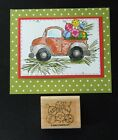 Stampin up stamp PILE ORNAMENTS Christmas Decorations MEMORIES loads of love su