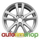 Lexus IS250 IS350 2006 2007 2008 18 Factory OEM Rear Wheel Rim Silver