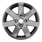 Nissan Sentra 16 Factory OEM Wheel Rim Machined with Charcoal