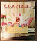 Close to My Heart Idea Book  Catalog Spring Summer 2013