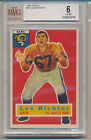1956 Topps Football Cards 42