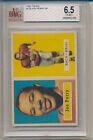 1957 Topps Football Cards 42