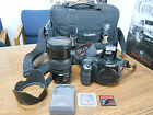 Canon EOS 40D 101 MP Digital SLR Camera Black Kit w EF IS USM 28 135mm