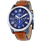 NEW Fossil Grant Men's Chronograph Watch - FS5151