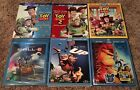 Toy Story 1 2 3 Wall E Up The Lion King Blu Ray DVD Sets Disney Pixar