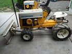 Cub Cadet 71 Tractor With Snow Plow