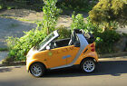 2008 Smart ForTwo Cabriolet Black for $4400 dollars