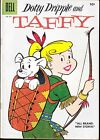 FOUR COLOR 691 1956 DELL DOTTY DRIPPLE AND TAFFY ALL NEW STORIES VG+