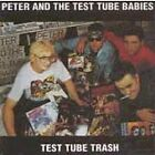 Test Tube Trash; Peter & The Test Tube Babies CD, Oi! Punk, Dr. Strange Records