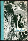 SIGNED Vera Andrus SEA DUST Poems w Tipped in Lithographs 1955 HC DJ 1st Ltd Ed