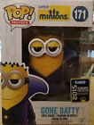 Despicable Me Minions Movie Funko POP! Movies Gone Batty Exclusive Vinyl Figure