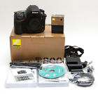 Nikon D Series D800 363 MP Digital DSLR Body Only Great Camera  USA