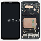 OLED For LG V30 Plus ThinQ Display LCD Touch Screen Digitizer Frame Replacement